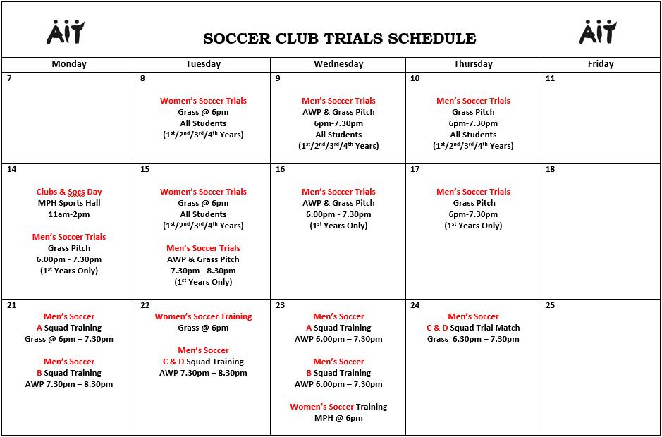 Soccer Trials Sept 2015